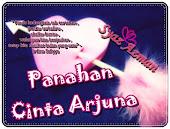 E-NOVEL : PANAHAN CINTA ARJUNA