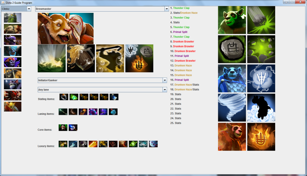dota 2 guide program version 1 51 ui rework get more lesson