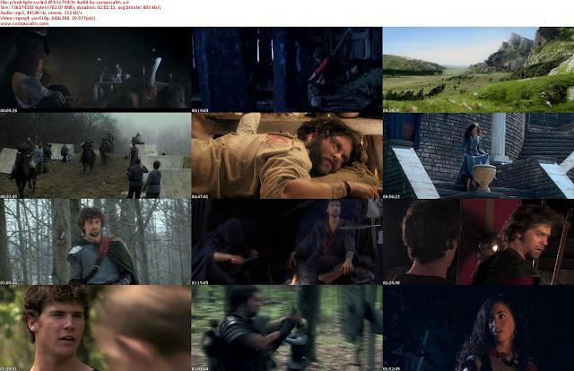 Capturas Pendragon 2011 DVDRip Latino Descargar 1 Link