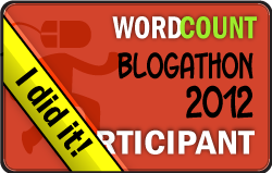 I Did It - Blogathon2012