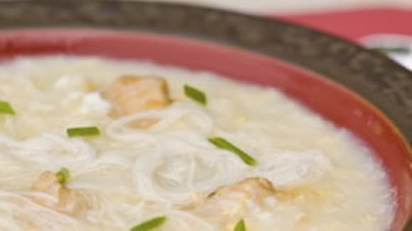 Quick Chicken Eggdrop Soup Recipe