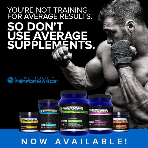 The All New Club Performance Pack - Beachbody Performance Line ...
