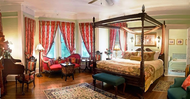 victorian bedroom paint colors