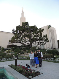 Temple Endowment Day (at the Los Angeles Temple 11-28-15)