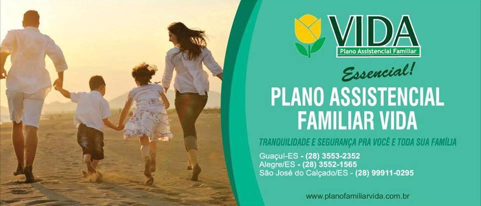 PLANO ASSISTENCIAL FAMILIAR VIDA