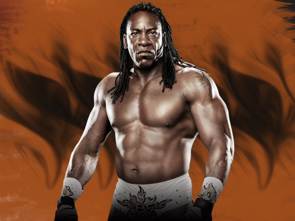 booker t height
