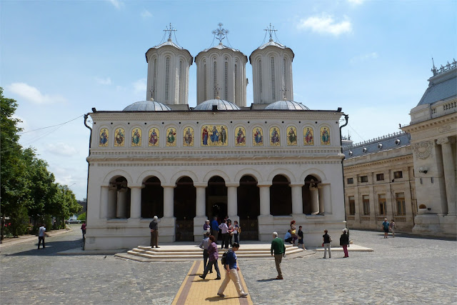 La Catedral Patriarcal, Bucarest