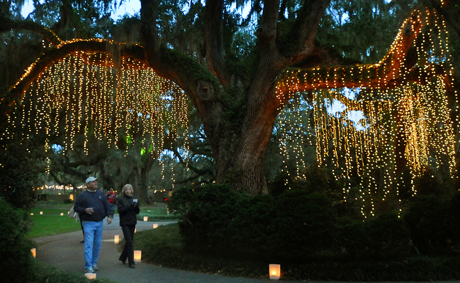 nights of a thousand candles - Myrtle Beach Christmas Lights