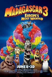 Watch Madagascar 3 Hollywood online free