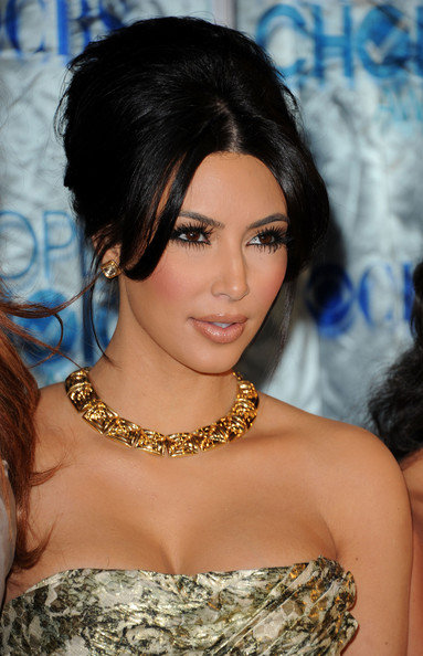 Kim Kardashian Hair Color