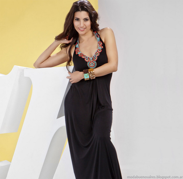 Moda vestidos verano 2013 Looks Chatelet