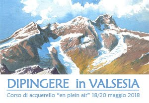 Dipingere in Valsesia