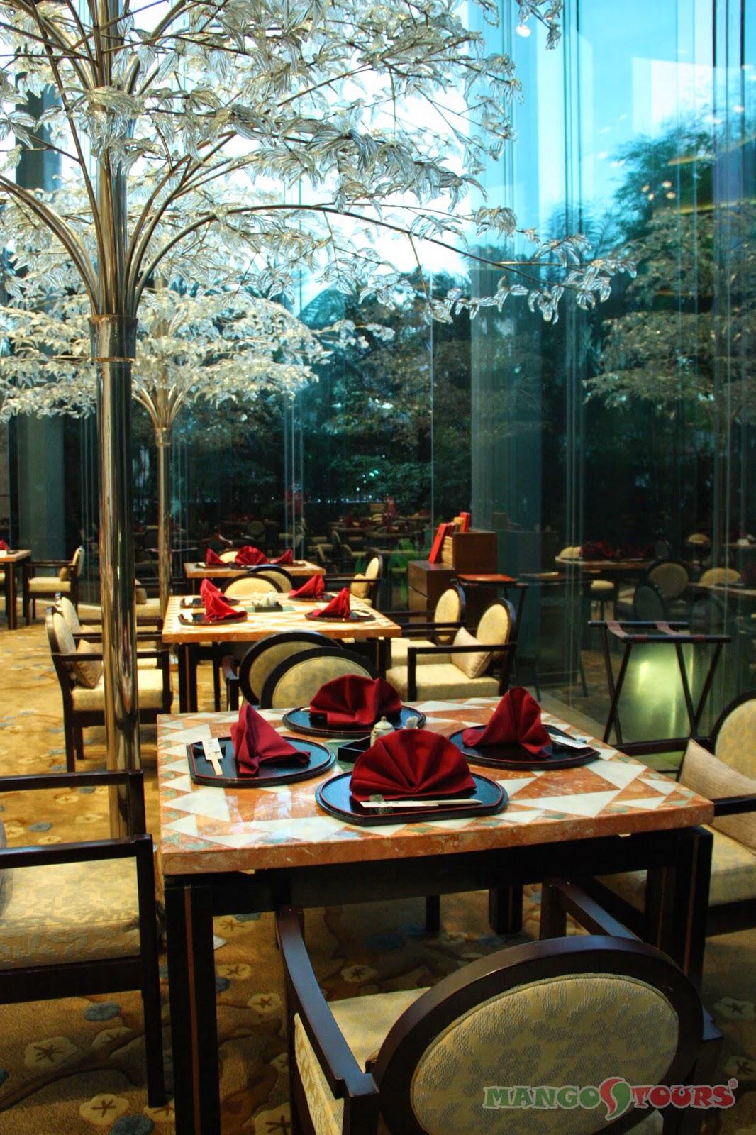 Mango Tours Diamond Hotel Philippines Yurakuen