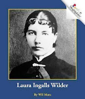 bookcover of LAURA INGALLS WILDER  by Wil Mara