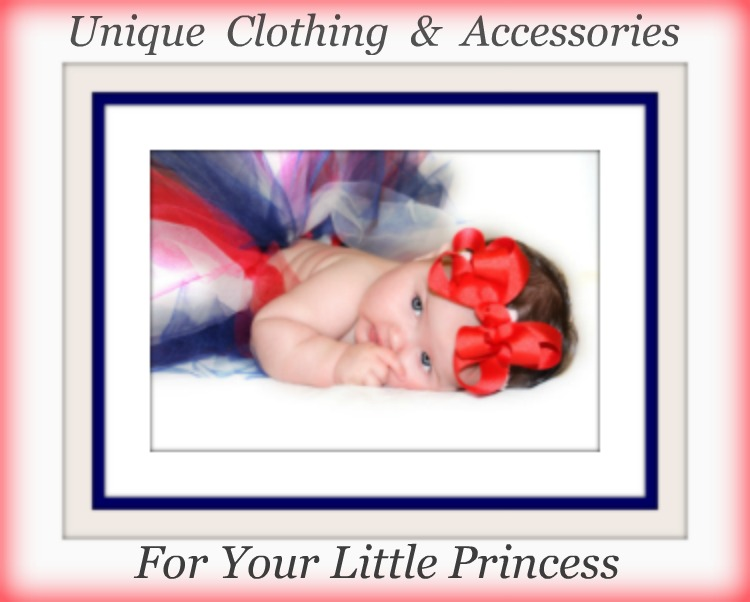 Clothing and Accessories For Your Little Princess