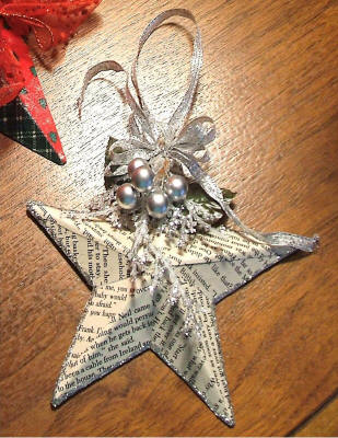 Little Star of Bethlehem ornaments