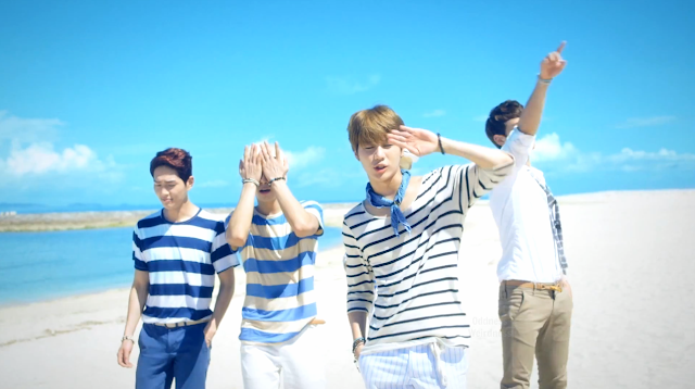 screencap 6 shinee boys meet up pv