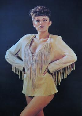 Belleza venezolana de los 80