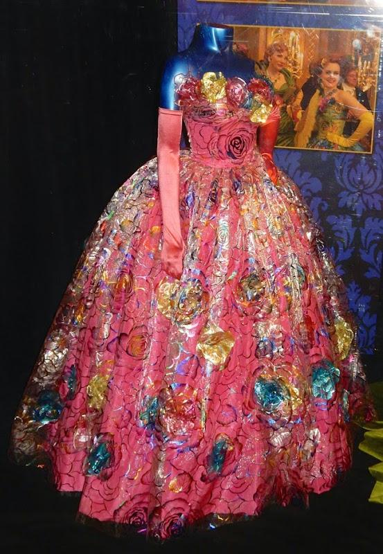 Stepsister Anastasia ball gown Cinderella