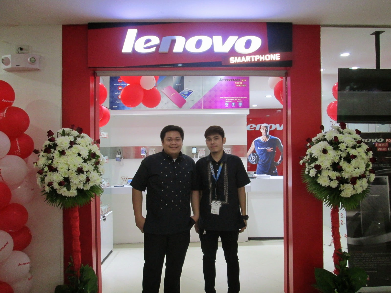 Lenovo Mobile Exclusive Store (LMES) in Balanga, Bataan