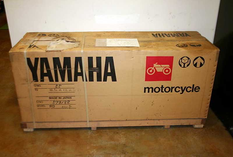 My motorcycle restoration diary notes blog nos for Yamaha outboard break in procedure