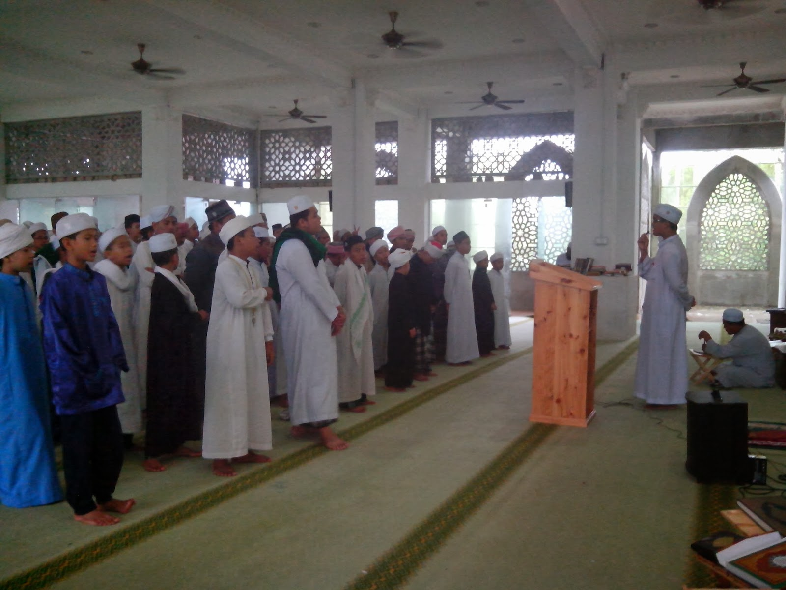 Menumbuhkan Semangat Belajar Bagi Para Pelajar & Tahfidz
