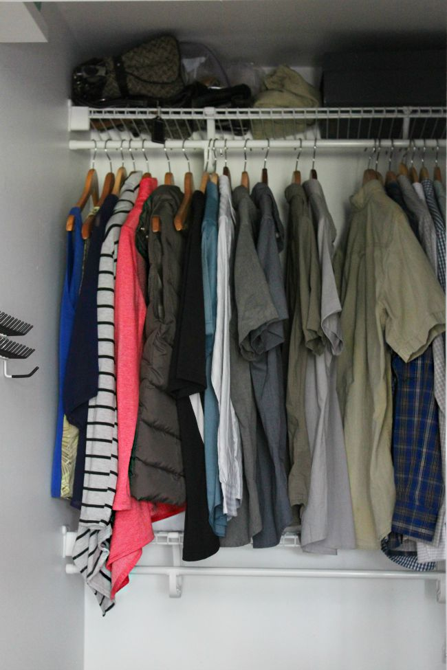 Create a happy closet in these 4 easy steps