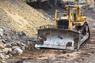 Maquinaria pesada - Operador de máquinas de construcción