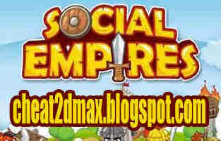 Social Empires on facebook