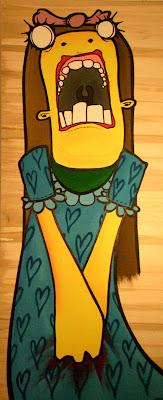 urka painting wood