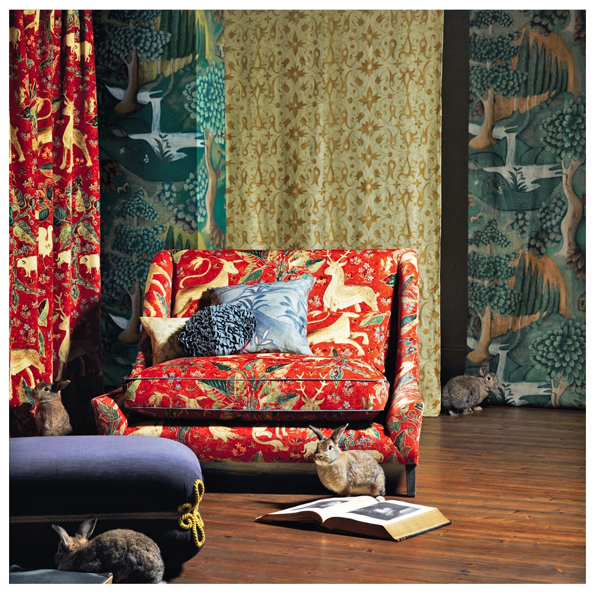The Arden Collection for Zoffany