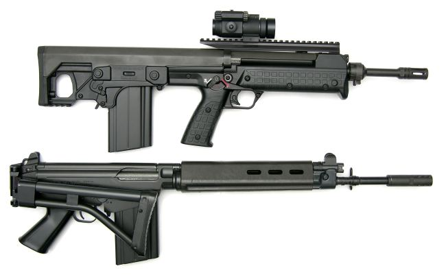 Modernized Rifles:How really effective are they? - General Rifle Discussion