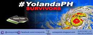 #YolandaPH Survivors' List