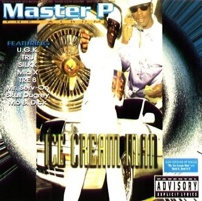 Master P – Ice Cream Man (CD) (1996) (320 kbps)