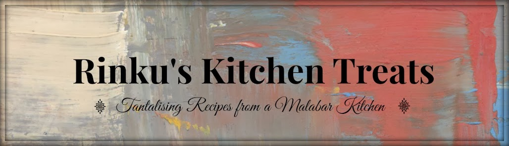 Rinku's Kitchen Treats