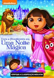 Baixar Filme Dora A Aventureira em Uma Noite Mágica (Dublado)