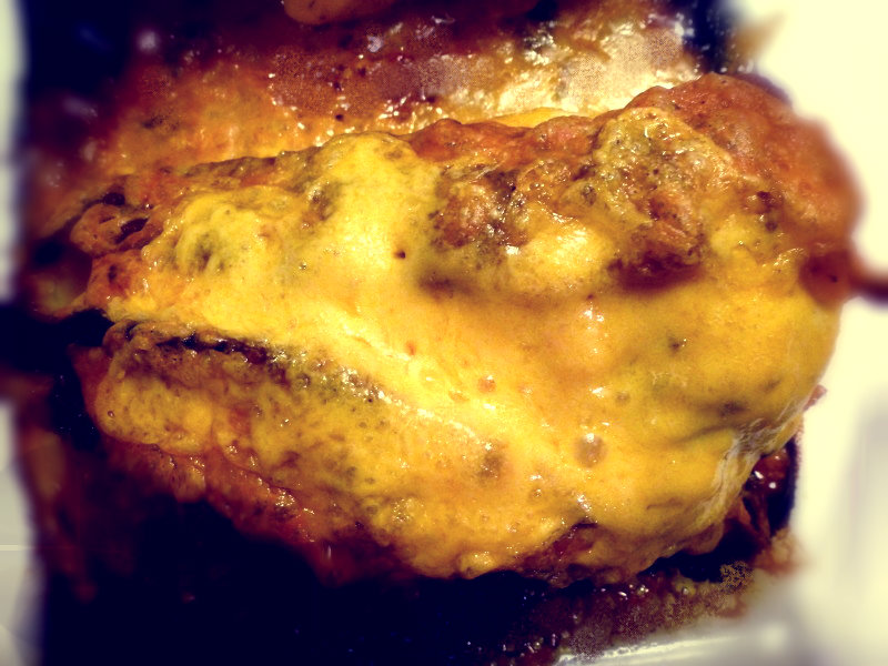 Hopelessly Ever After: Alice Springs Chicken (Outback Knockoff)