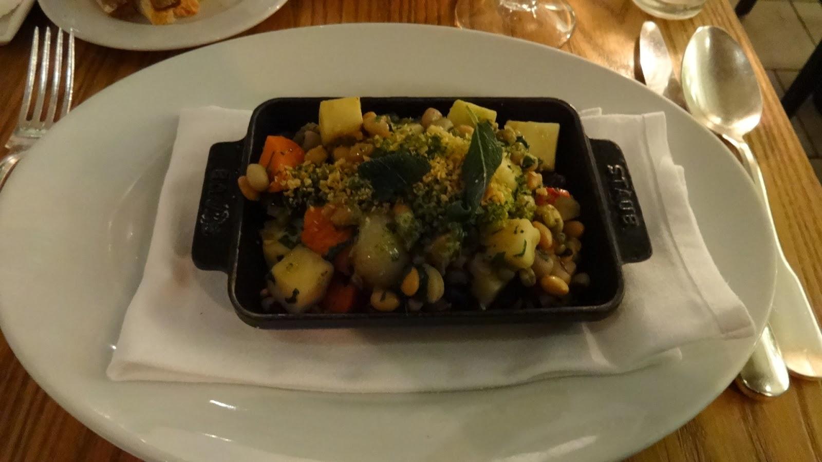 sacramento vegan: dine downtown restaurant week 2014 -- ella