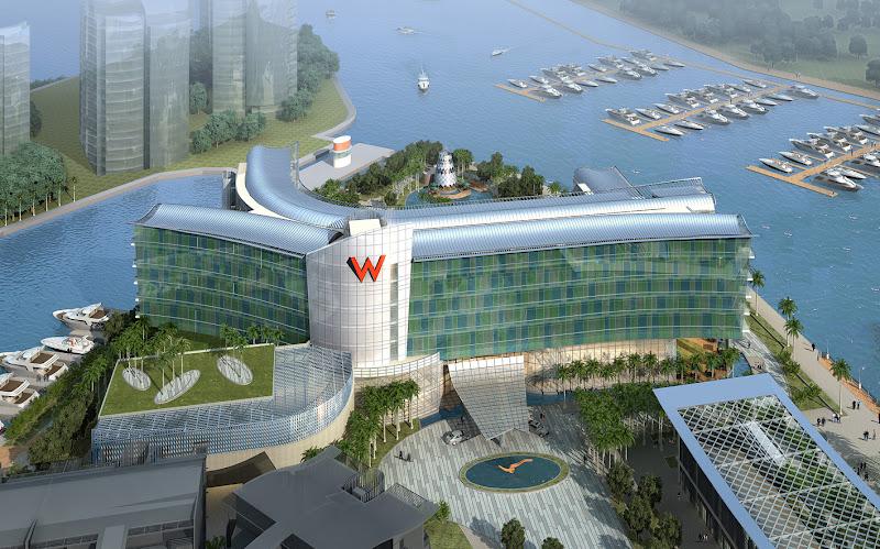 Sentosa casino singapore address