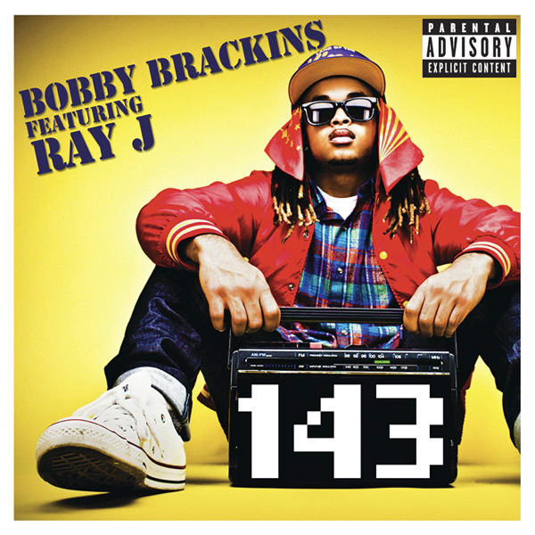 Bobby Brackins - 143 (feat. Ray J) - Single Cover