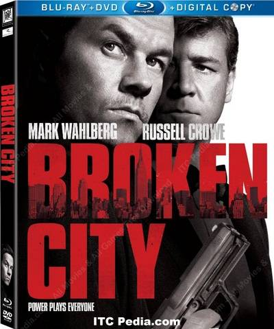 Broken City (2013) 720p WEB-DL x264 - WEBIOS