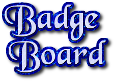 Hazerstros: Badge Board