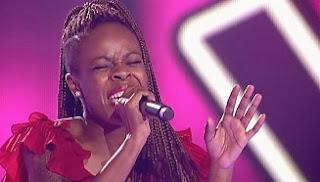 Brigitte Emaga la voz 2013