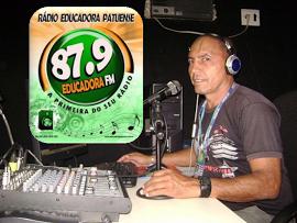 JORNAL DA EDUCADORA - FM 87,9 - EDUCADORA PATUENSE