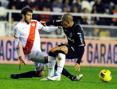 Rayo Vallecano 1 - 2 Valencia (3)