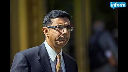 Dinesh D'Souza's 'America' warns Hillary Clinton will 'finish off' the country