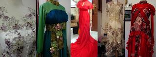 Payet Gaun Pesta Wanita Terbaru 2011