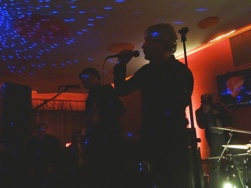29.11.2014 Dortmund - Die Großmarktschänke: The Roughtones