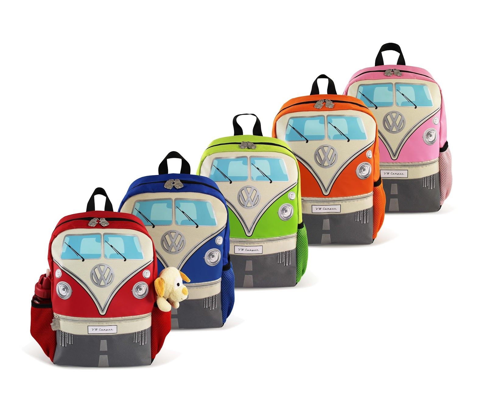 mochilas infantiles