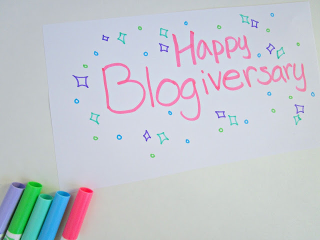 Blogiversary | Reflecting on 1 year of blogging at Courtney's Little Things